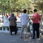 Ömer Halisdemir'in mezarını 500 bin kişi ziyaret etti