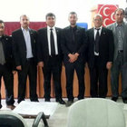 Kayseri Tomarza'da MHP'nin ilçe yönetimi istifa etti