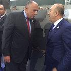 Türkiye ve Mısır Dışişleri Bakanları aynı karede