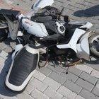 Konya'da otomobil elektrikli bisiklete çarptı: 2 ölü, 2 yaralı