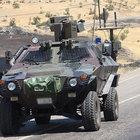 Terör örgütü PKK uluslararası karayoluna ses bombası attı
