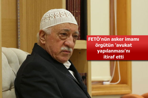 """""""Davaları Gülen yönlendirirdi"""""""