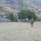 Bingöl'de 2 korucu yaralandı