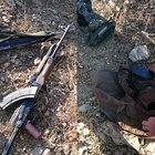 Hakkari'de 2 kadın terörist öldürüldü