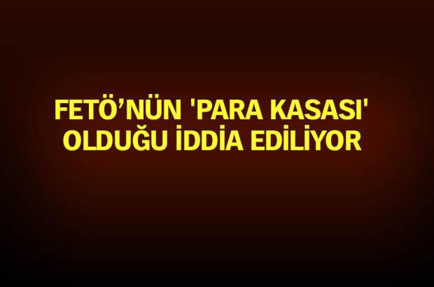 FETÖ'nün 'para kasası' Kırşehir'de yakalandı