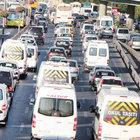 16 bini okul 55 bin servis bugün trafikte