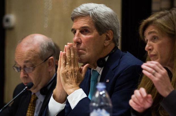 Kerry'den Esed ve Rusya'ya 'Suriye'de ateşkes' eleştirisi