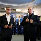 Rusya'da seçimin galibi Birleşik Rusya Partisi