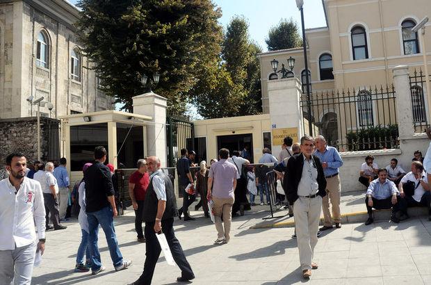 FETÖ soruşturmasında İstanbul Valiliği'ne mağduriyet başvurusu yapıldı