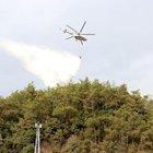 İstanbul Eyüp'de mesire alanında yangın çıktı