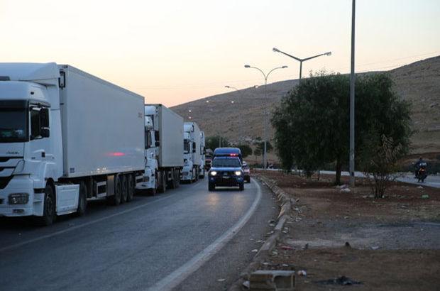 Birleşmiş Milletler'den İdlib'e 16 tır yardım