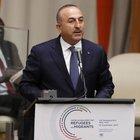 Dışişleri Bakanı Çavuşoğlu BM Mülteci Zirvesi'nde konuştu