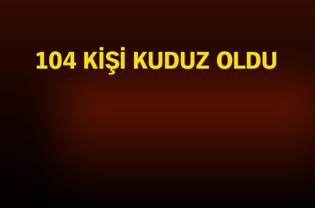 Osmaniye'de kuduz karantinası