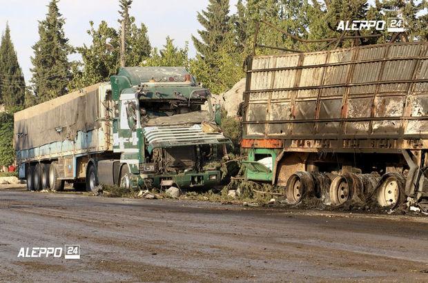 Suriye'de BM'ye ait tüm insani yardım operasyonları askıya alındı