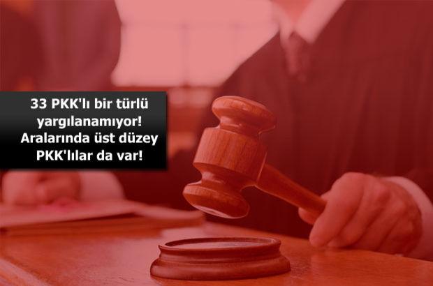Belçika'da terör örgütü PKK üyesi 33 kişinin duruşması yapıldı