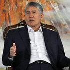 Atambayev Çeşme'de istirahat ediyor