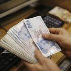 Hazine 1,35 milyar lira borçlandı