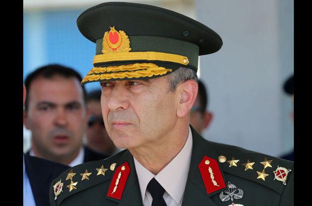 Kara Kuvvetleri Komutanı Orgeneral Salih Zeki Çolak