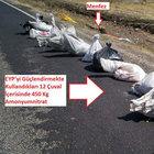 Diyarbakır'da menfeze yerleştirilen 450 kiloluk patlayıcı imha edildi