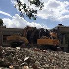 TBMM'de yıkım çalışmaları başladı