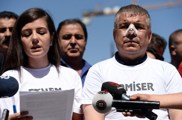 Gezi olayları, Ramis Topal