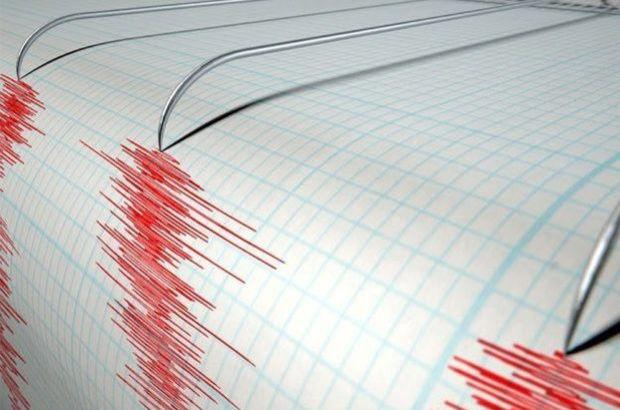 Akdeniz'de 3 büyüklüğünde deprem