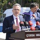 """Maliye Bakanı Naci Ağbal; """"Yenikapı ruhunu kaybetmeyeceğiz"""""""