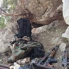 Siirt'te PKK'ya ait mühimmatlar ele geçirildi