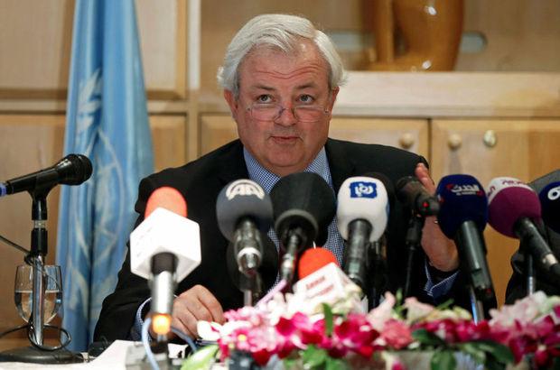 BM'den Suriye'deki insani yardım konvoyuna saldırıya tepki