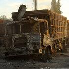Yardım konvoyu 'kim vurdu'ya gitti: 12 ölü var, fail yok!
