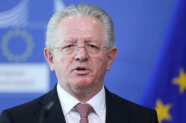Kosova İçişleri Bakanı Hyseni