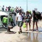 Endonezya'da turist feribotunda patlama 2 ölü, 23 yaralı