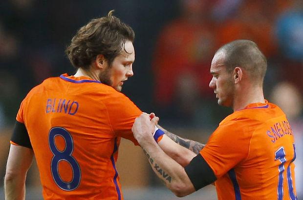 Hollandanın Kadrosu Açıklandı Süper Ligden Milli Takım Haberleri