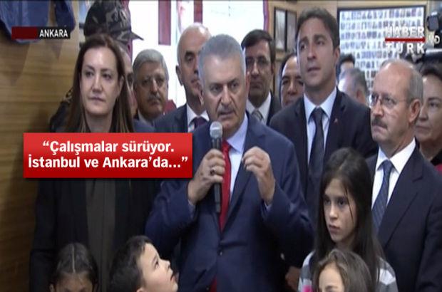 Başbakan Binali Yıldırım: 15 Temmuz şehitlerinin isimleri yaşatılacak