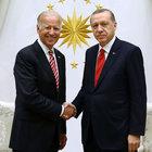 Erdoğan, Biden ile bir araya geldi