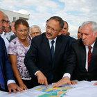 Çevre Bakanı Özhaseki'den Yüksekova, Cizre, Silopi'ye konut müjdesi