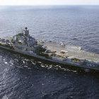 Rusya, Akdeniz'e uçak gemisi göndermeyi planlıyor