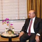 Dışişleri Bakanı Mevlüt Çavuşoğlu ABD'de