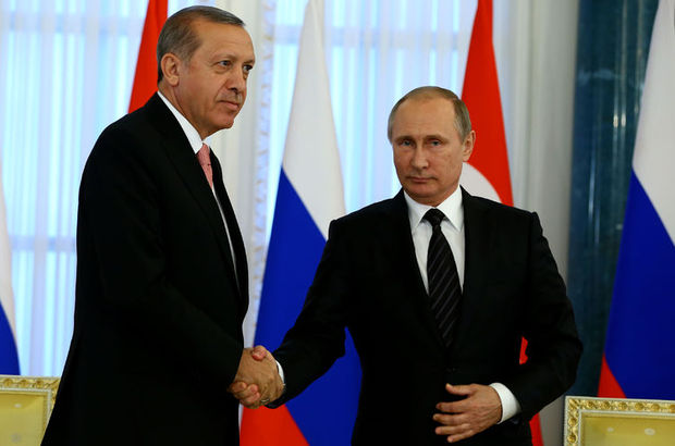 Recep Tayyip Erdoğan Putin