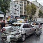 İstanbul'da halk otobüsü dehşet saçtı: 3 yaralı