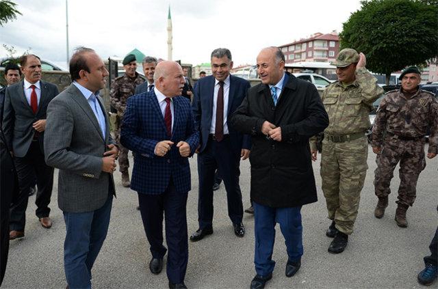 Erzurum'daki FETÖ'nün yurdu, özel harekat polislerine tahsis edildi