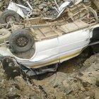 Aksaray'da trafik kazası: 1 ölü 7 yaralı