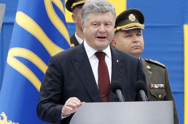Ukrayna Devlet Başkanı Petro Poroşenko: Suriye'deki felaketin nedeni Rusya'nın rejimi desteklemesi