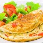 Sebzeli Omlet nasıl yapılır?