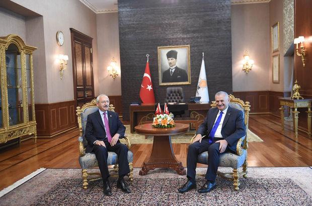 Binali Yıldırım Kemal Kılıçdaroğlu