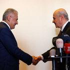 Başbakan Binali Yıldırım, Devlet Bahçeli ile görüştü
