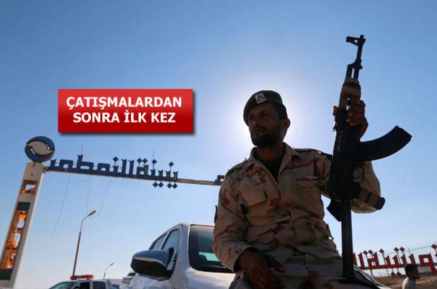 Libya petrol satışı