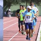 Balkan Ülkeleri Posta Dağıtıcıları yürüyüş Yarışmasıması'nda kıyasıya yarış