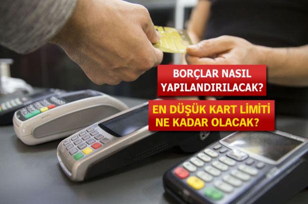 Yeni kredi kartı düzenlemesi