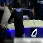 Gürcistan'da vekiller canlı yayında yumruk yumruğa kavga etti